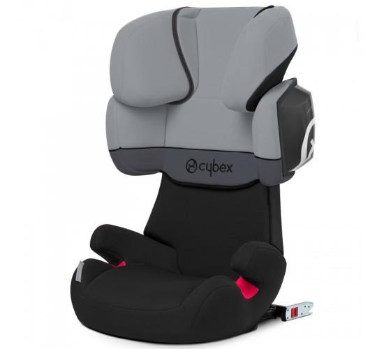 Детское автокресло Cybex Solution X2-Fix 15-36 кг