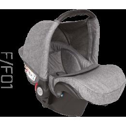 Автокресло Baby Merc Q9, 0-13 кг