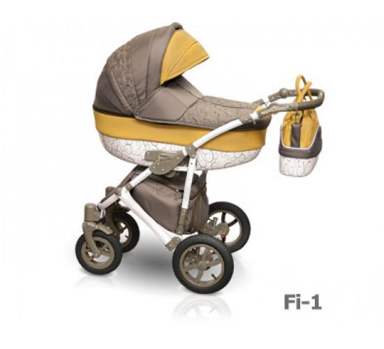 Коляска Camarelo Figaro 3 в 1