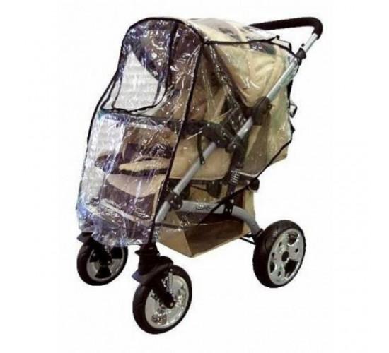 Baby care дождевик для колясок Universal с перекидной ручкой ПВХ