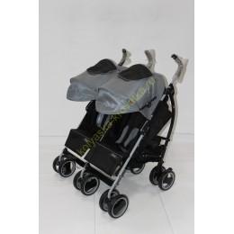 Детская коляска для двойни EasyGo Duo Comfort