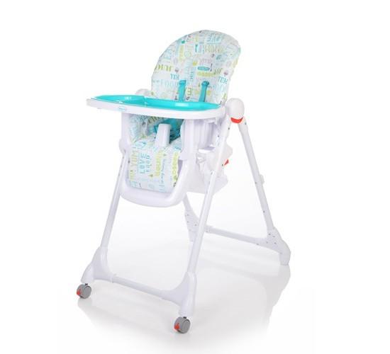 Стульчик для кормления Baby Care Fiesta синий