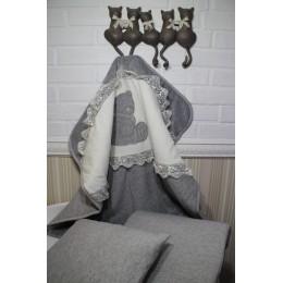 Одеяло- плед 22.46