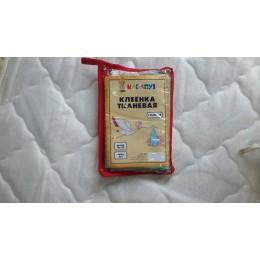 Клеенка медицинская 120*60 Карапуз на резинке