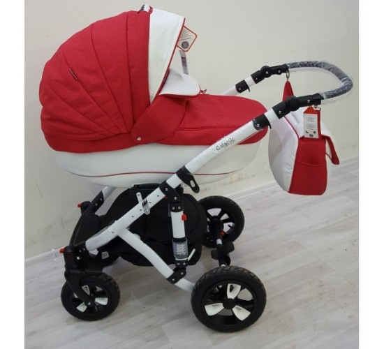 Детская коляска Adamex Galactic 50% eco 2 в 1