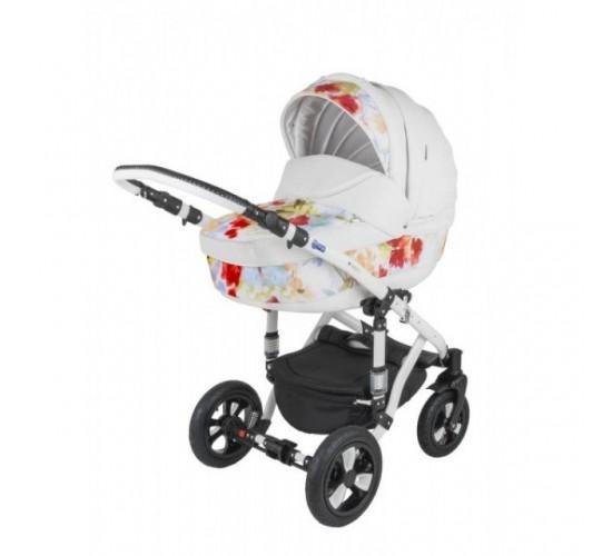 Детская коляска Adamex Galactic 100 % экокожа 2 в 1