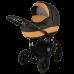 Детская коляска Adamex Galactic 100 % экокожа 3 в 1