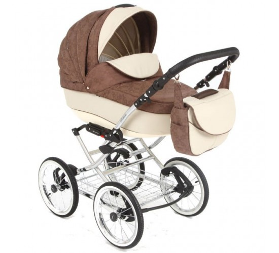 Детская коляска Adamex Katrina 3 в 1
