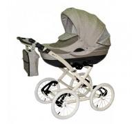 Детская коляска RoxBaby Shell 2 в 1 на классической раме