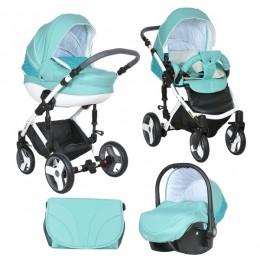 Детская коляска Tutis Zippy Mimi Plus Premium 3 в 1