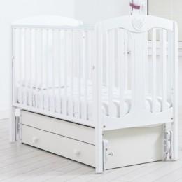 Детская кроватка Гандылян Диана маятник (универсальный маятник)