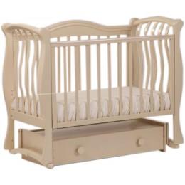 Детская кроватка Кубаньлесстрой би 08.4 Маргаритка