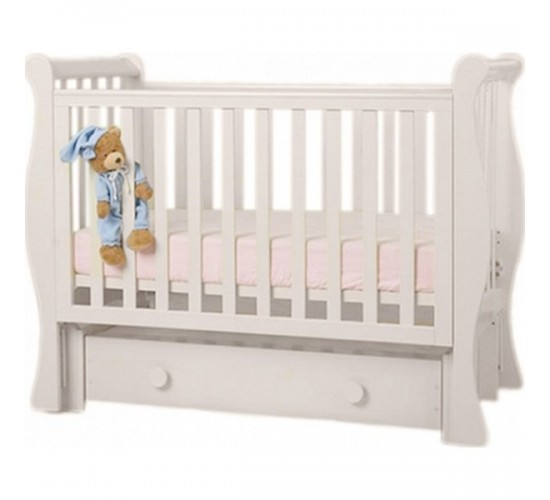 Детская кроватка Кубаньлесстрой 21.2 Лаванда