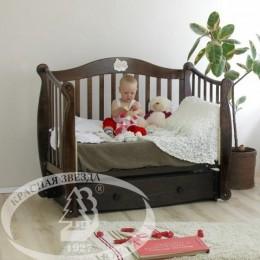 Детская кроватка Можга Валерия С-707