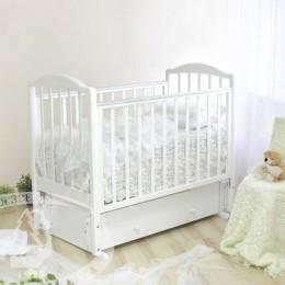 Детская кроватка Можга Руслан С-725