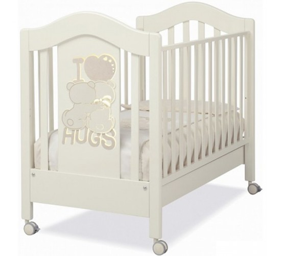 Детская кроватка Erbesi Incanto