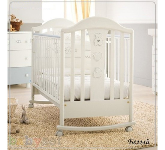 Детская кроватка Pali Classik Prestige