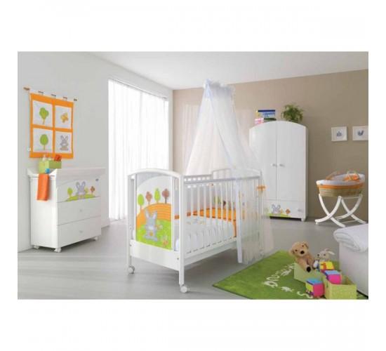 Детская кроватка Pali Smart Bosco