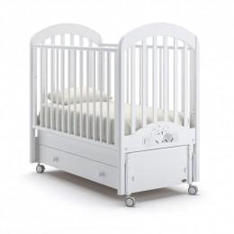 Детская кровать Nuovita Grano swing продольный