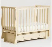 Детская кроватка Кубаньлесстрой Кубаночка-4 би 40