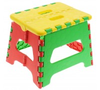 Стульчик складной детский пластмассовый