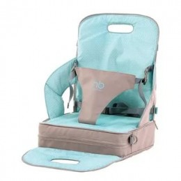 Сумка-сиденье  Happy Baby Smart Seat grey