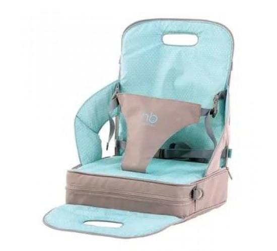 Сумка-сиденье  Happy Baby Smart Seat grey
