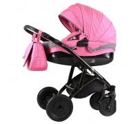 Детская коляска RoxBaby Shell 2 в 1 на поворотных колесах
