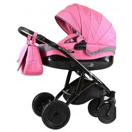 Детская коляска RoxBaby Shell 3 в 1 на поворотных колесах