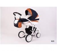Детская коляска Darex Kalifornia S 3 в 1