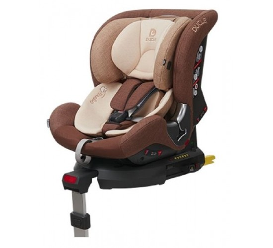 Автокресло DUCLE Laon™ (ISOFIX) Sienna Brown