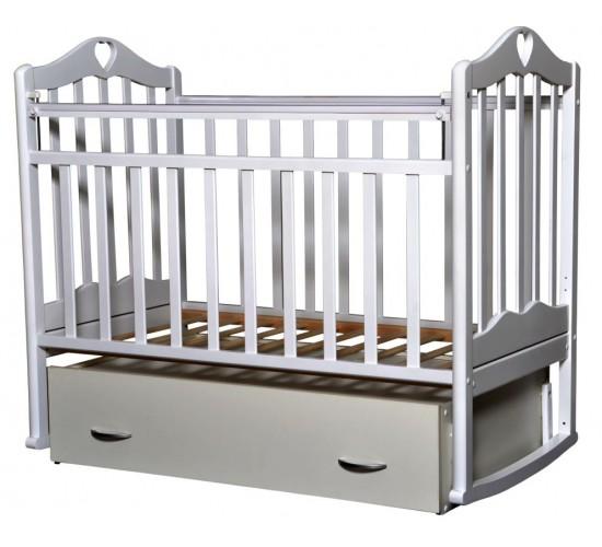 Детская кроватка Антел Каролина 4