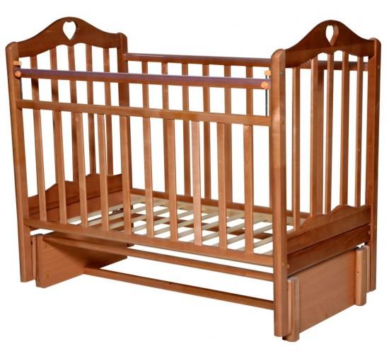 Детская кроватка Антел Каролина 5