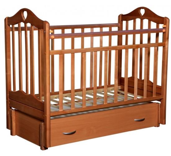 Детская кроватка Антел Каролина 6