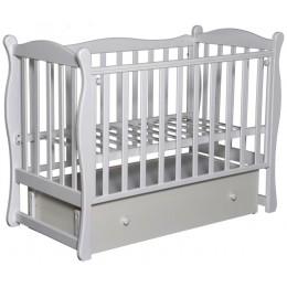 Детская кроватка Антел Ландыш 2