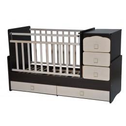 Детская кроватка Антел Ульяна 2
