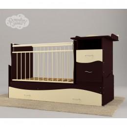 """Детская кровать-трансформер """"Чунга-Чанга"""""""