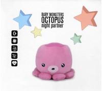 Музыкальный светильник с проекцией на потолок Baby Monsters Octopus night partner