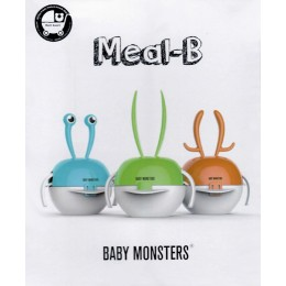 Посуда Baby Monsters Meal-B