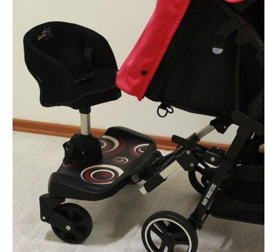 Подставка с сиденьем для старшего ребёнка Baby ace