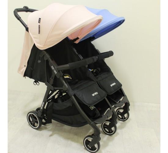 Детская коляска Baby Monsters Kuki twin