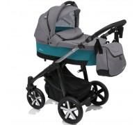 Детская коляска Baby Design Husky new 3 в 1 2018
