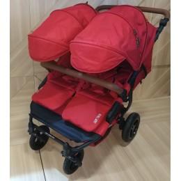 Прогулочная коляска для двойни Baby Monsters Easy Twin