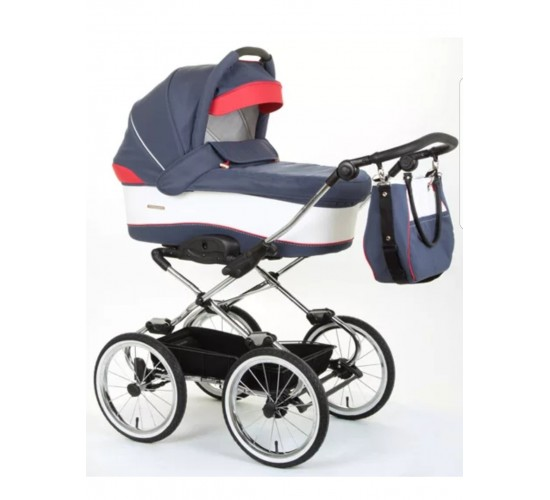 Детская коляска Navington Caravel 2 в 1 ткань
