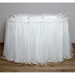 Подзор на кроватку Lappetti В1 (юбка)