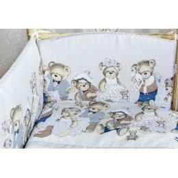 "Комплект Lappetti  ""Мишкины игрушки"" арт.6023"