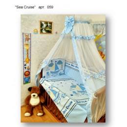 """Комплект Vanchetti в кроватку """"Sea Cruise"""""""