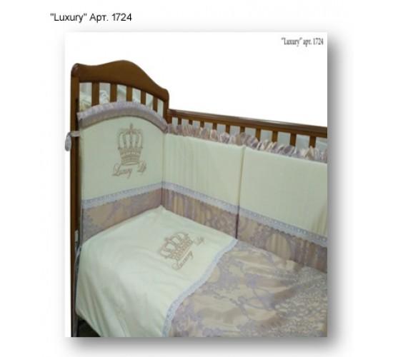 Комплекты Vanchetti в детскую  кроватку 6 предметов