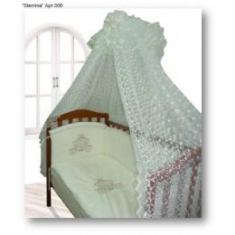Комплект Vanchetti в детскую  кроватку 6 предметов