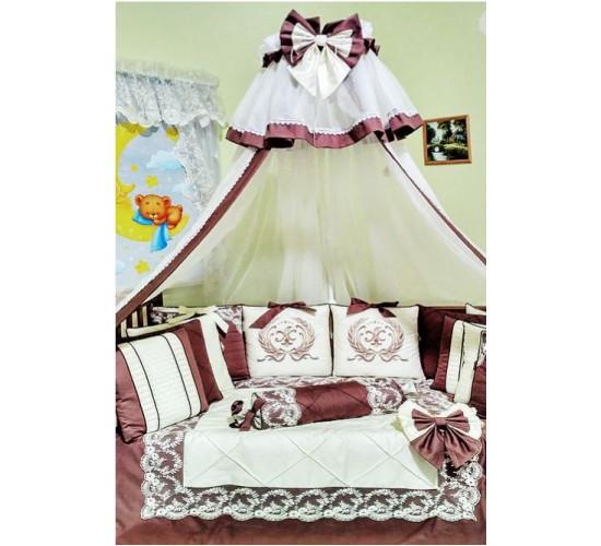 """Комплект в детскую кроватку """"Magic"""" 20 прд. Арт. M032"""